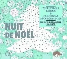 Nuit de Noel, 2 CDs
