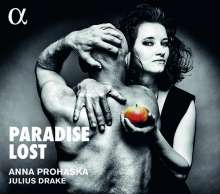 Anna Prohaska - Paradise lost, CD