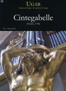 UGAB Nr.1 - L'Orgue de Cintegabelle (Frankreich, 1742), Super Audio CD