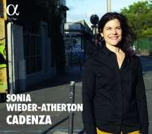 Sonia Wieder-Atherton  - Cadenza, CD
