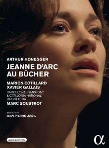 Arthur Honegger (1892-1955): Jeanne d'Arc au Bucher, DVD