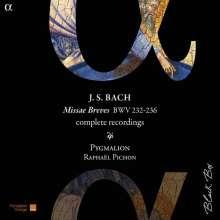 Johann Sebastian Bach (1685-1750): Missae Breves BWV 232-236, 3 CDs