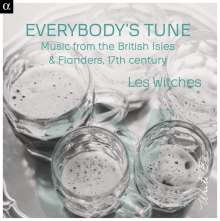 Les Witches - Everybody's Tune, 3 CDs