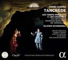 Andre Campra (1660-1744): Tancrede, 3 CDs