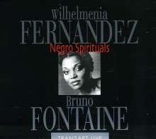Wilhelmina Fernandez - Negro Spirituals, CD