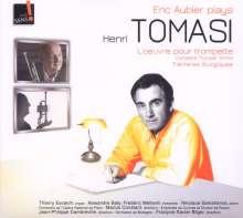 Henri Tomasi (1901-1971): Trompetenkonzert, CD