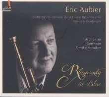 Eric Aubier spielt Trompetenkonzerte, CD
