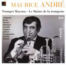 Maurice Andres - Trumpet Maestro, 2 CDs