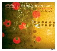 Guillaume de Machaut (1300-1377): Die Motetten (Gesamtaufnahme), 2 CDs