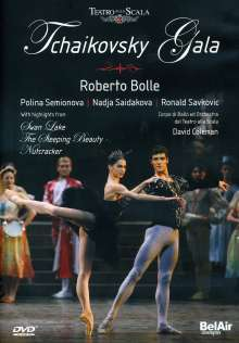 Ballett der Mailänder Scala:Tschaikowsky Gala, DVD