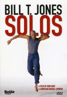 Bill T.Jones - Solos, DVD