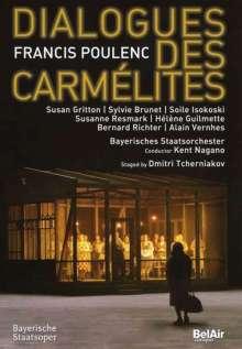 Francis Poulenc (1899-1963): Dialogues des Carmelites, DVD
