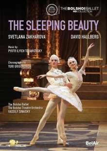 Bolshoi Ballett:Dornröschen, DVD