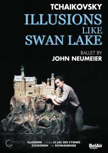 Hamburg Ballett: Illusionens Like Swan Lake, DVD