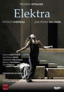 Richard Strauss (1864-1949): Elektra, DVD