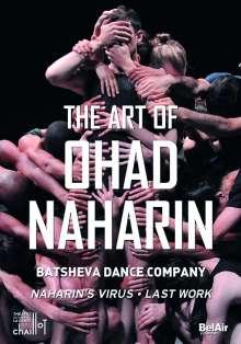 Batsheva Dance Company - The Art of Ohad Naharin, DVD