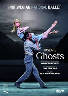 Norwegian National Ballet: Ibsen's Ghost, DVD