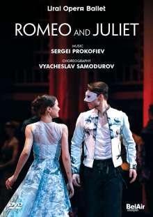 Ural Opera Ballet - Romeo & Julia, DVD