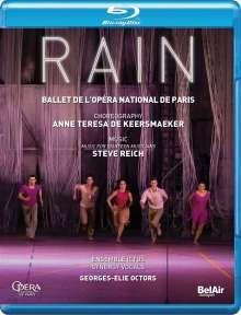 Ballet de l'Opera National de Paris - Rain, Blu-ray Disc