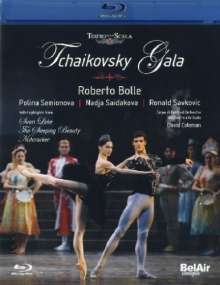 Ballett der Mailänder Scala:Tschaikowsky Gala (Blu-ray), Blu-ray Disc