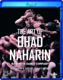 Batsheva Dance Company - The Art of Ohad Naharin, Blu-ray Disc