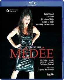Luigi Cherubini (1760-1842): Medea (in frz.Spr.), Blu-ray Disc