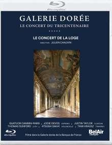 Galerie Doree - Le Concert Du Tricentenaire, Blu-ray Disc