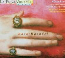 Georg Friedrich Händel (1685-1759): Harfenkonzert B-dur, CD