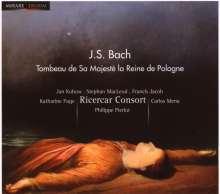 "Johann Sebastian Bach (1685-1750): Kantate BWV 198 ""Trauerode"", CD"