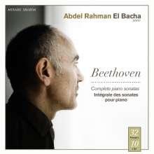 Ludwig van Beethoven (1770-1827): Klaviersonaten Nr.1-32, 10 CDs