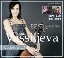 Tatjana Vassiljeva - Coffret, 2 CDs