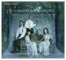 La Symphonie des Oiseaux, CD
