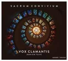 Vox Clamantis - Sacrum Convivium, CD