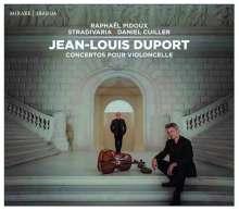 Jean-Louis Duport (1749-1819): Cellokonzerte Nr.1,4,5, CD