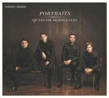 Quatuor Modigliani - Portraits, CD
