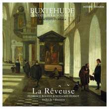 Buxtehude & Zeitgenossen - Cantatas pour Voix seule (Manuscrits d'Uppsala), CD