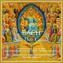 Johann Sebastian Bach (1685-1750): Kantaten BWV 21 & 76, CD