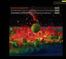 Andre Cardinal Destouches (1672-1749): Les Elements (Opera-ballet), CD