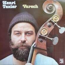 Henri Texier (geb. 1945): Varech, LP