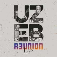Uzeb: R3union Live, 2 LPs
