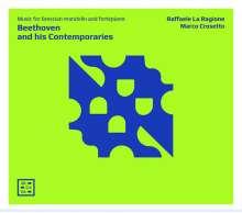Beethoven and his Contemporaries - Music for Brescian Mandolin & Fortepiano, CD