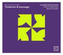 Tempesta di Passaggi - Solo Music for Cornetto, CD
