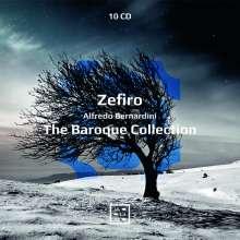 Zefiro - The Baroque Collection, 10 CDs
