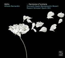 Zefiro Ensemble - Harmonie & Turcherie, CD