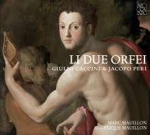 Giulio Caccini (1545-1618): Le Nuove Musiche, CD