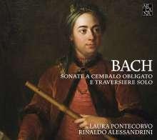 Johann Sebastian Bach (1685-1750): Flötensonaten BWV 526,1019,1030,1032, CD