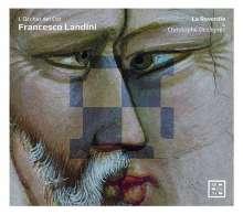 Francesco Landini (1325-1397): L'Occhio del Cor, CD