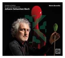 Johann Sebastian Bach (1685-1750): Sonaten & Partiten BWV 1001-1006 für Cello, 2 CDs