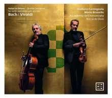 Giuliano Carmignola - Sonar in Ottava (Doppelkonzerte für Violine & Violoncello piccolo), CD