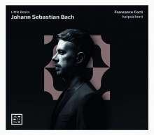Francesco Corti - Johann Sebastian Bach, CD